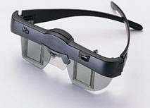 The H3D Video Eyewear