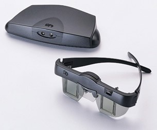 The H3D transmitter and Eyewear